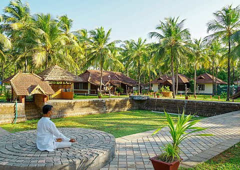 Ansicht Sitaram Ayurveda Beach Retreat